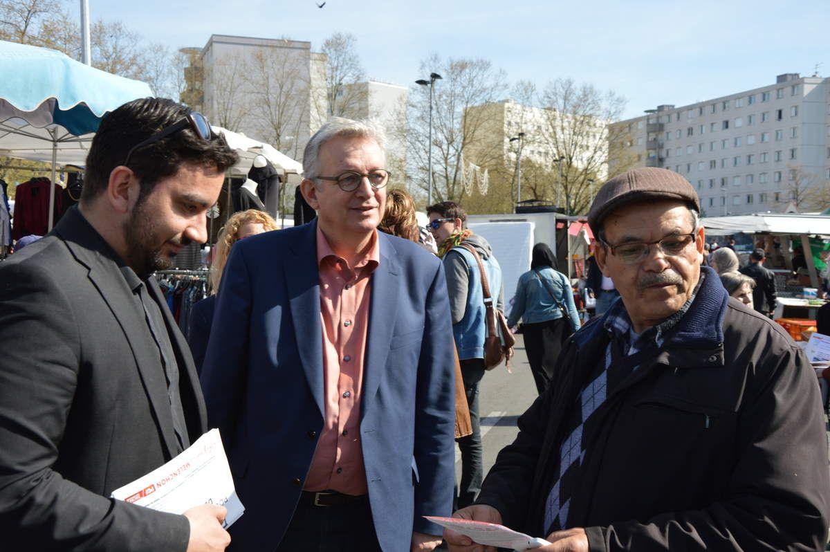 Retour sur la visite de Pierre Laurent au Mas du Taureau