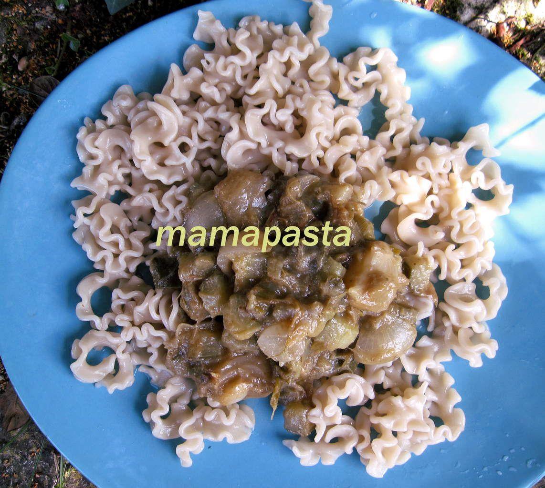 sauce acidulée rhubarbe concombre