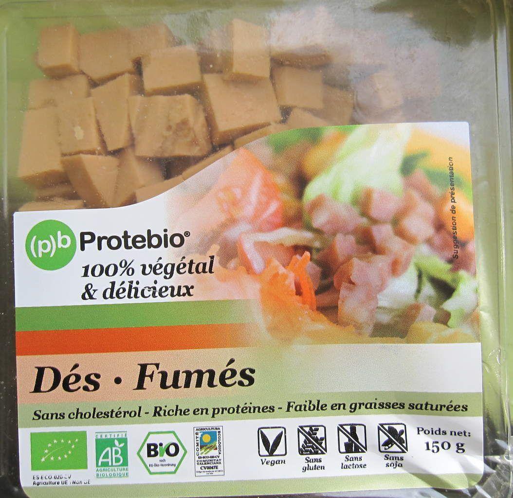 test : dés fumés protebio &#x3B; gratin de patates