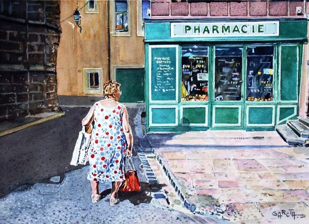 - Lilette - et la Pharmacie BARTHES