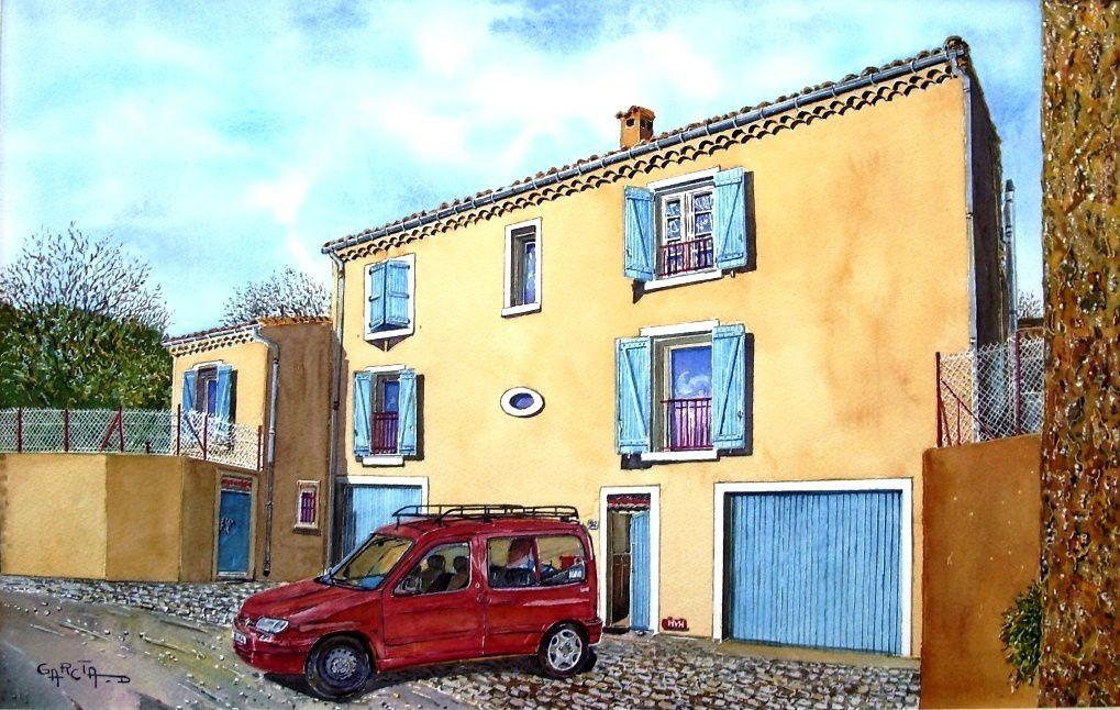Chez Patou et Matou -PUISSALICON-