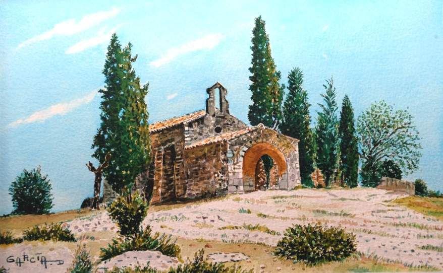 Chapelle Saint Sixte -EYGALIERES-