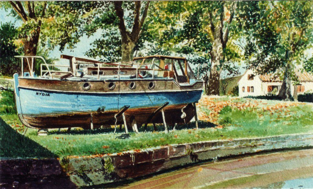 """""""NYDIA""""  - CAPESTANG -"""