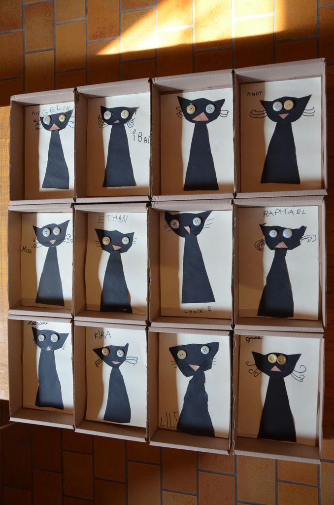 les boîtes chat !
