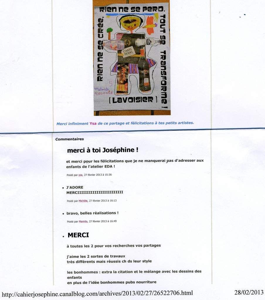 """récupération des pubs qui envahissent nos boîtes aux lettres pour le concours """"éco-gestes"""""""