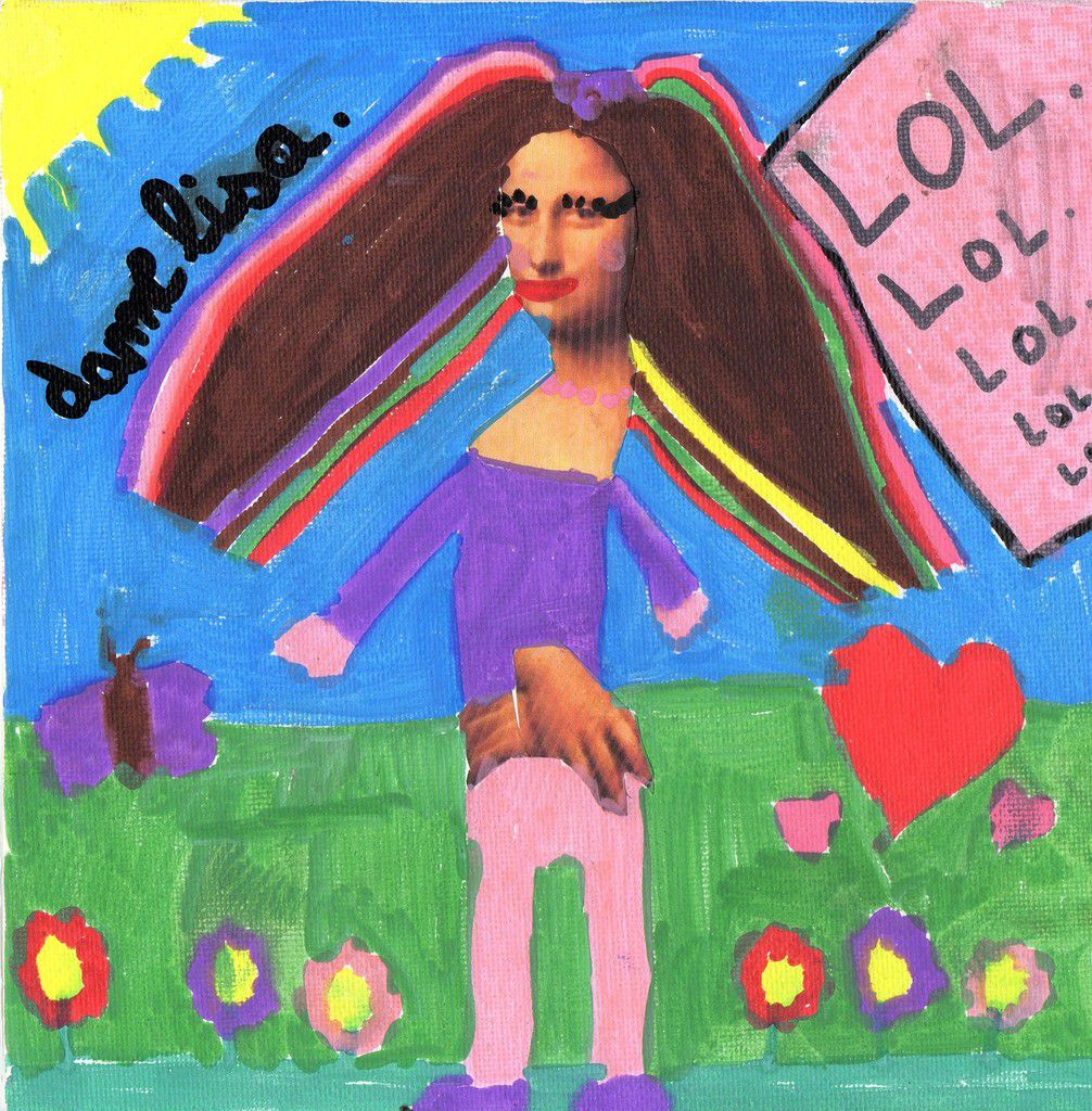 "Mona Lisa ""LOL"""