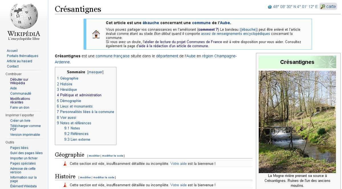 La liste des maires de Crésantignes : un peu d'histoire pour oublier...