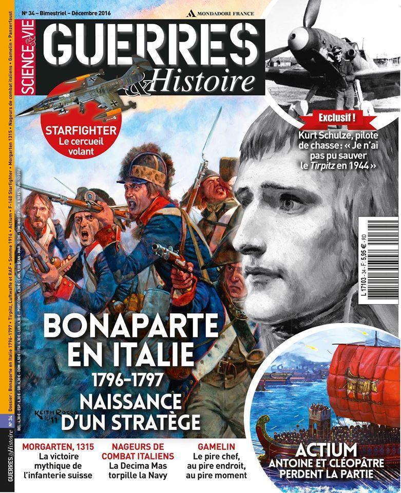 A la une de Guerres &amp&#x3B; Histoire n°34