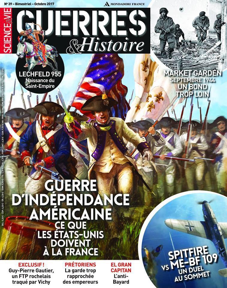 A la une de Guerres &amp&#x3B; Histoire n°39