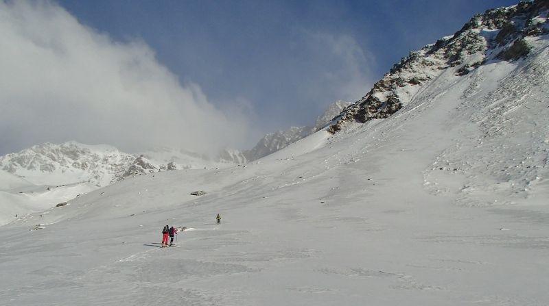 Col della Roassa -Val d'Aoste