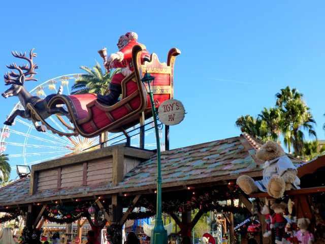 Marché de Noël à Antibes et à Nice 2016