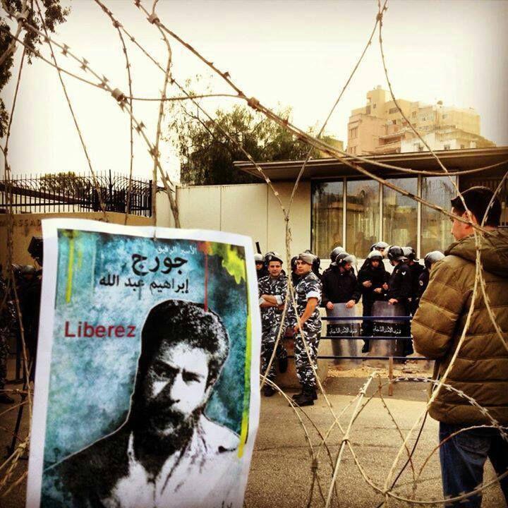 Des avocats libanais réclament la libération de Georges Abdallah.