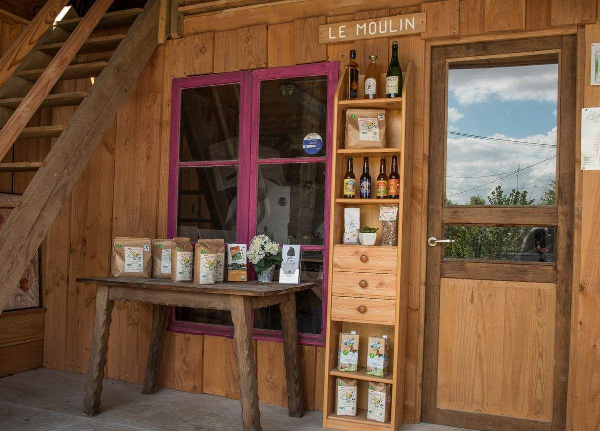 Les produits vendus à la ferme