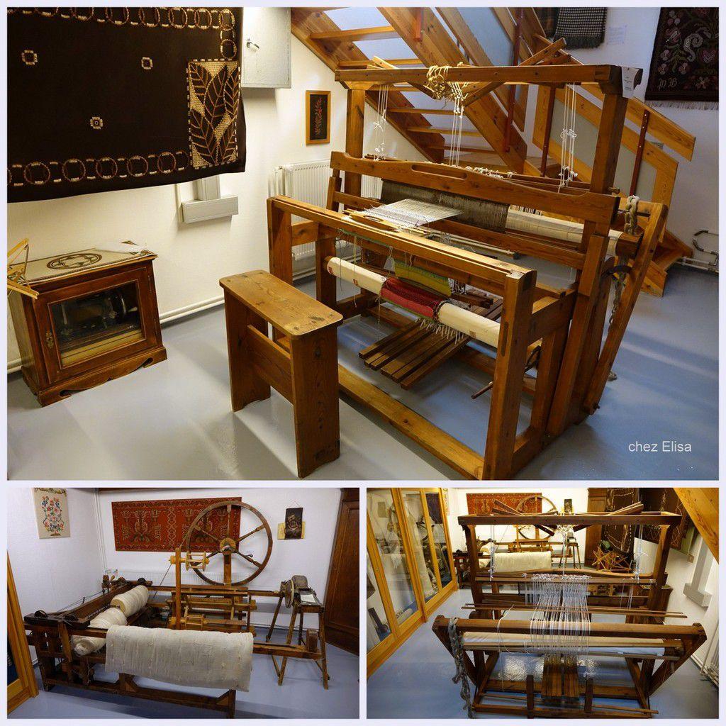 Islande : musée du textile