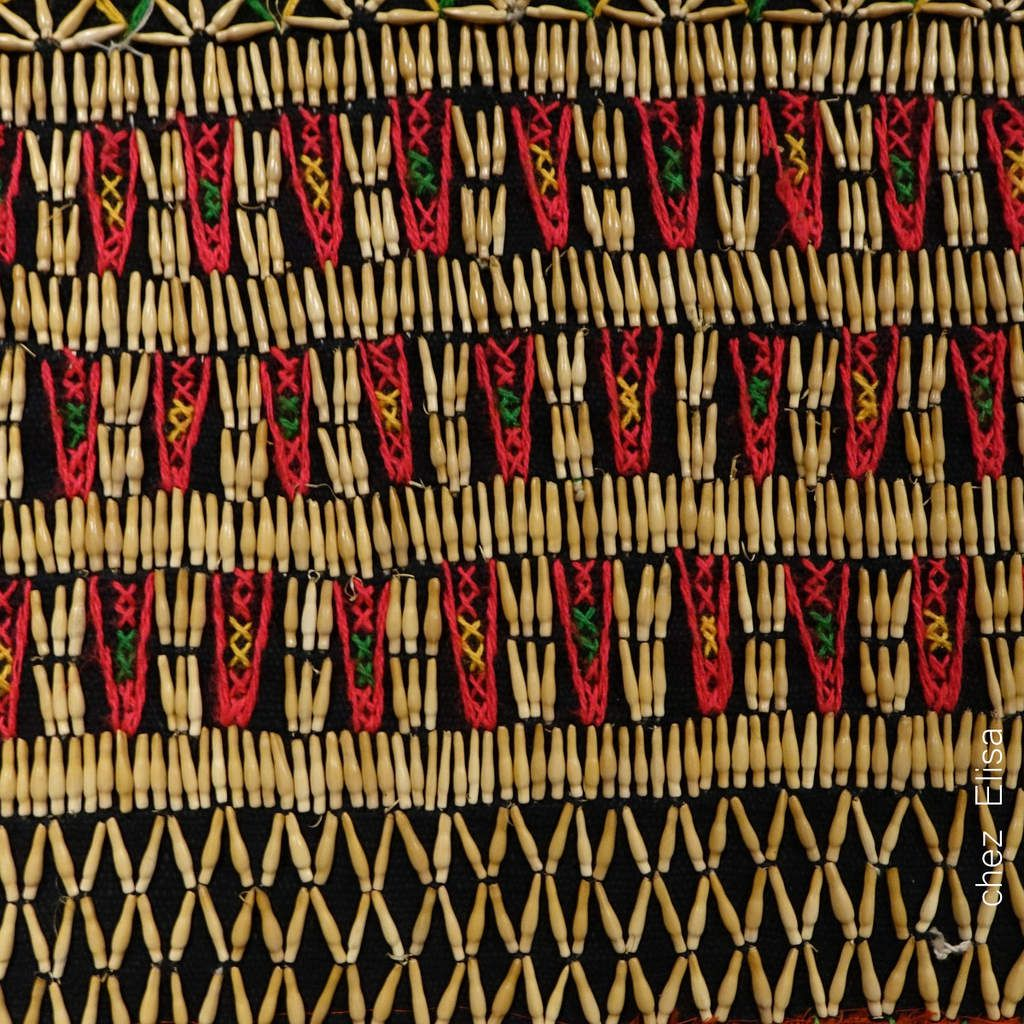 Broderies ethniques Laos