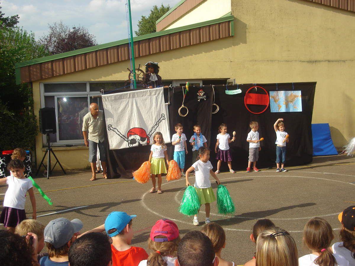 Photos de la fête de l'Ecole de la Flandrière