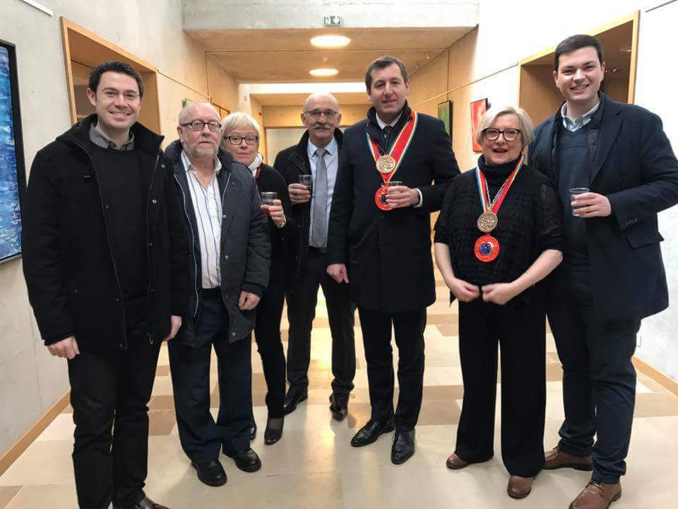 Fête de la Saint-Vincent 2017 à Echenoz