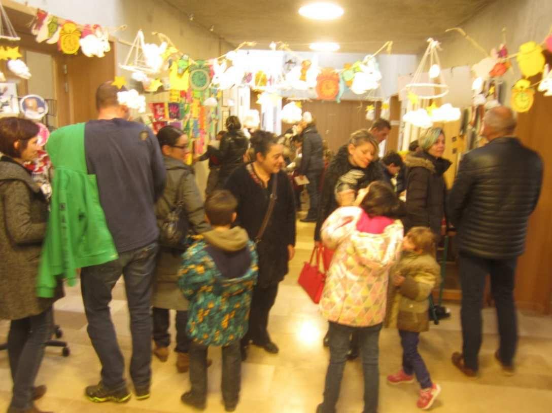 Galerie de la Mairie : &quot&#x3B;Je joue, je crée, j'expose&quot&#x3B; du 24 février au 30 mars