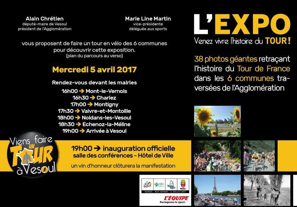 Des expositions pour revivre l'Histoire du Tour de France
