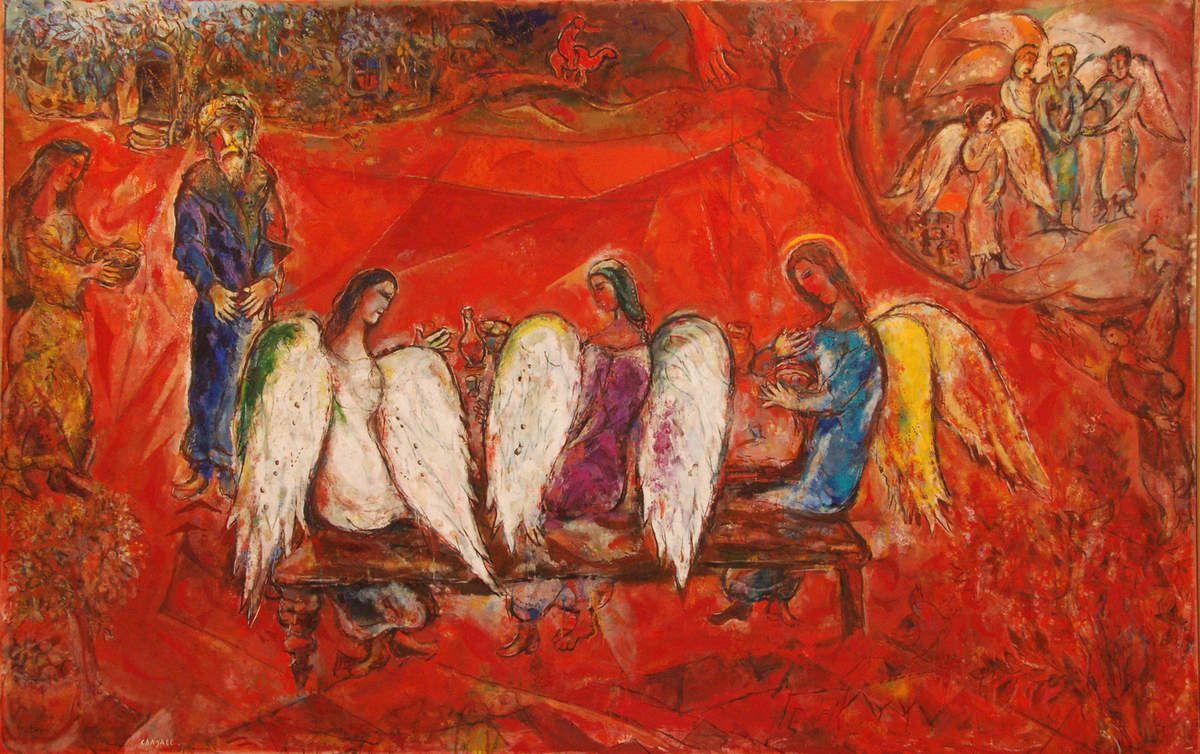 Comprendre la Sainte Trinité?