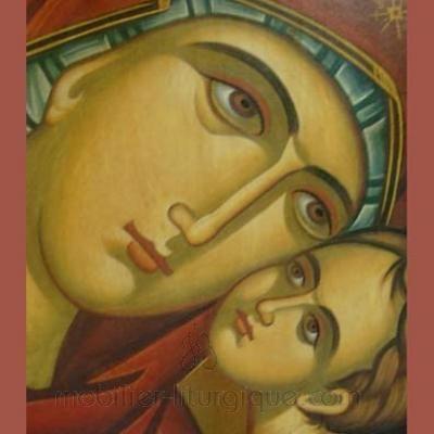 La Mère de Dieu, image de ceux qui sont sauvés