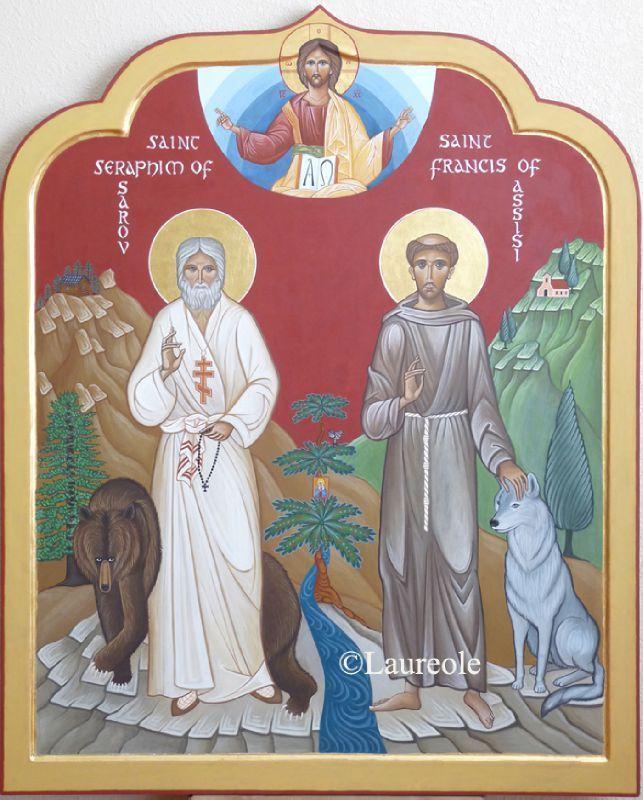 Seraphim et François