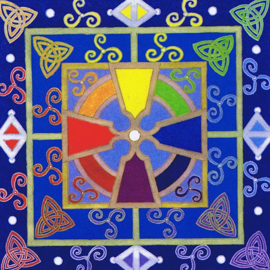 Mandala : monde celtique