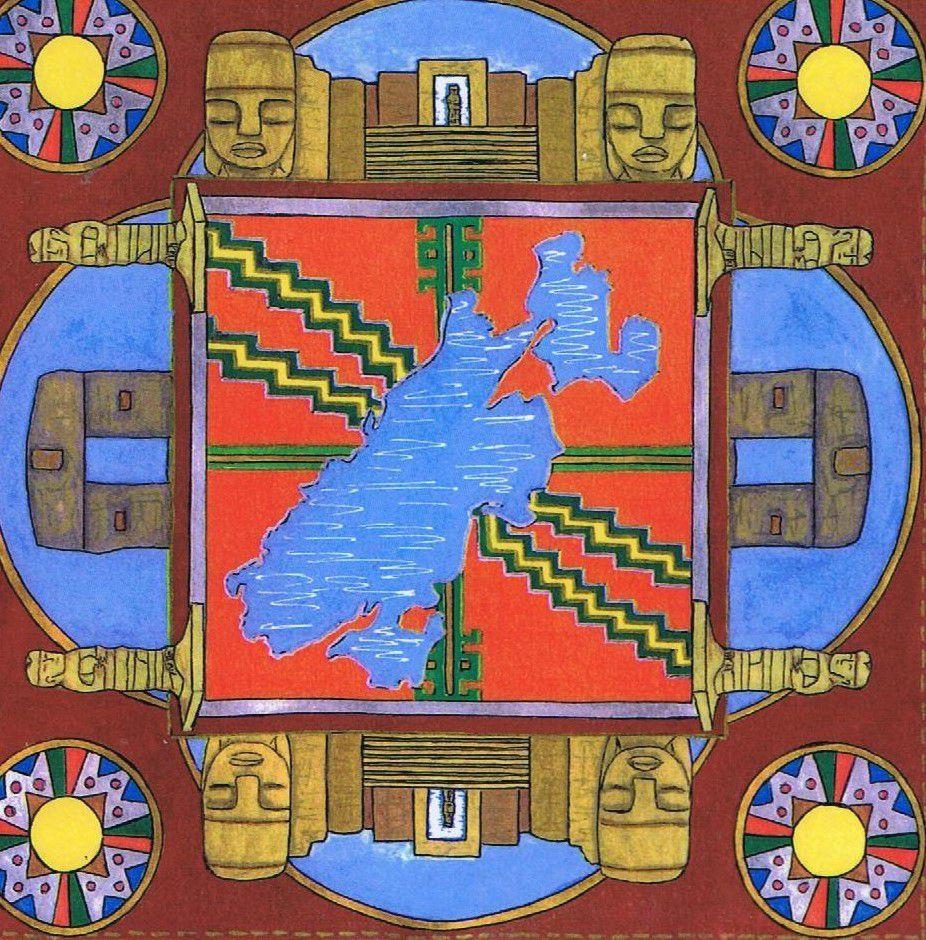 Mandala : Titicaca