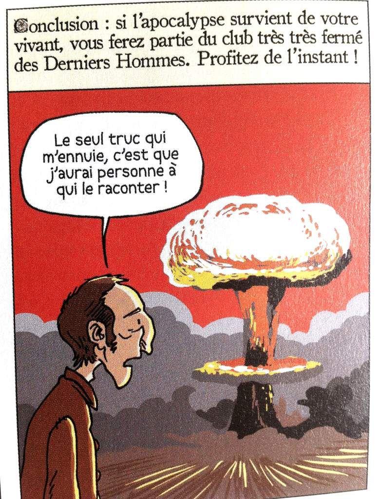 Humour Fin du monde 8