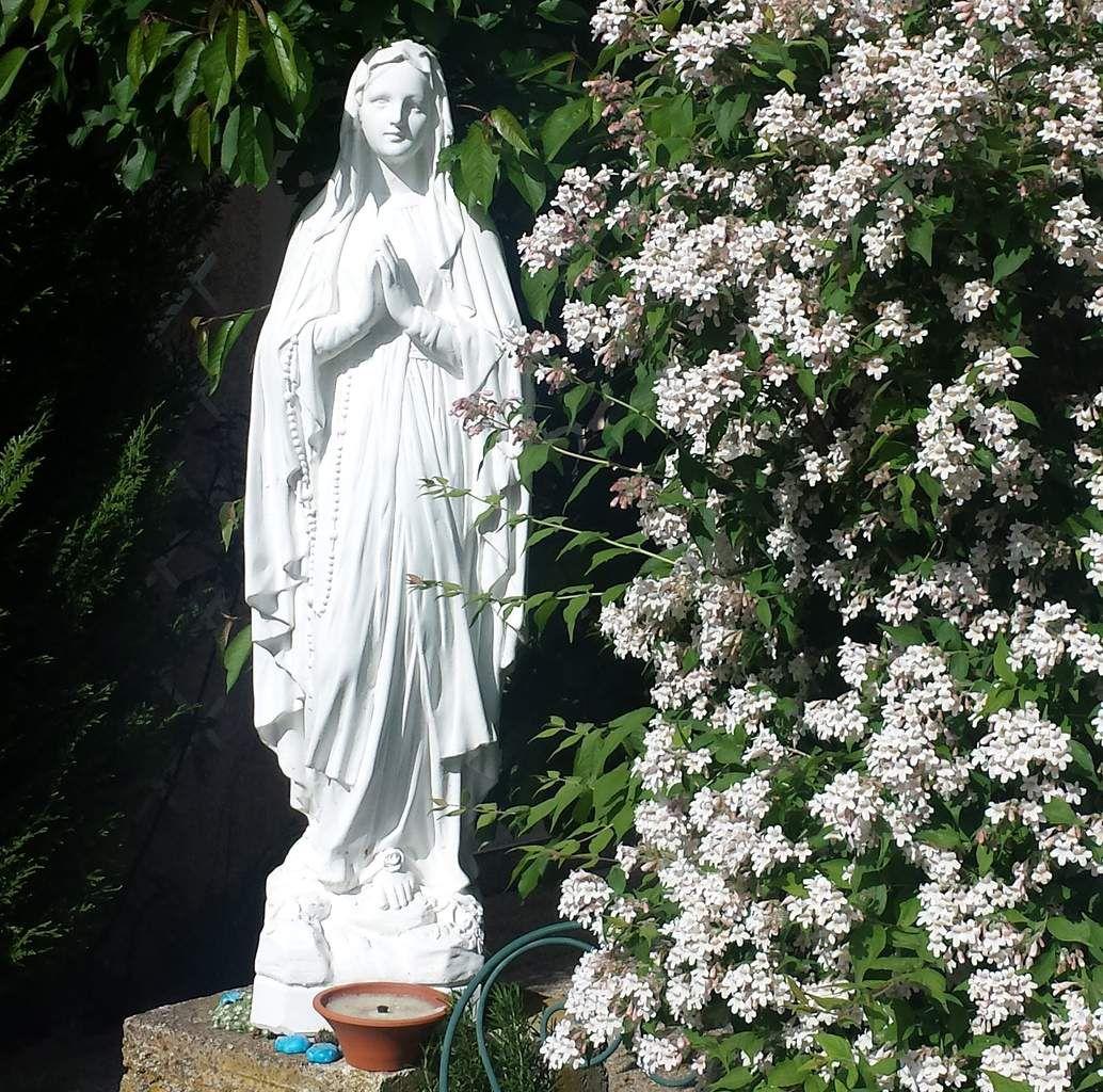 Pleurs de la Vierge