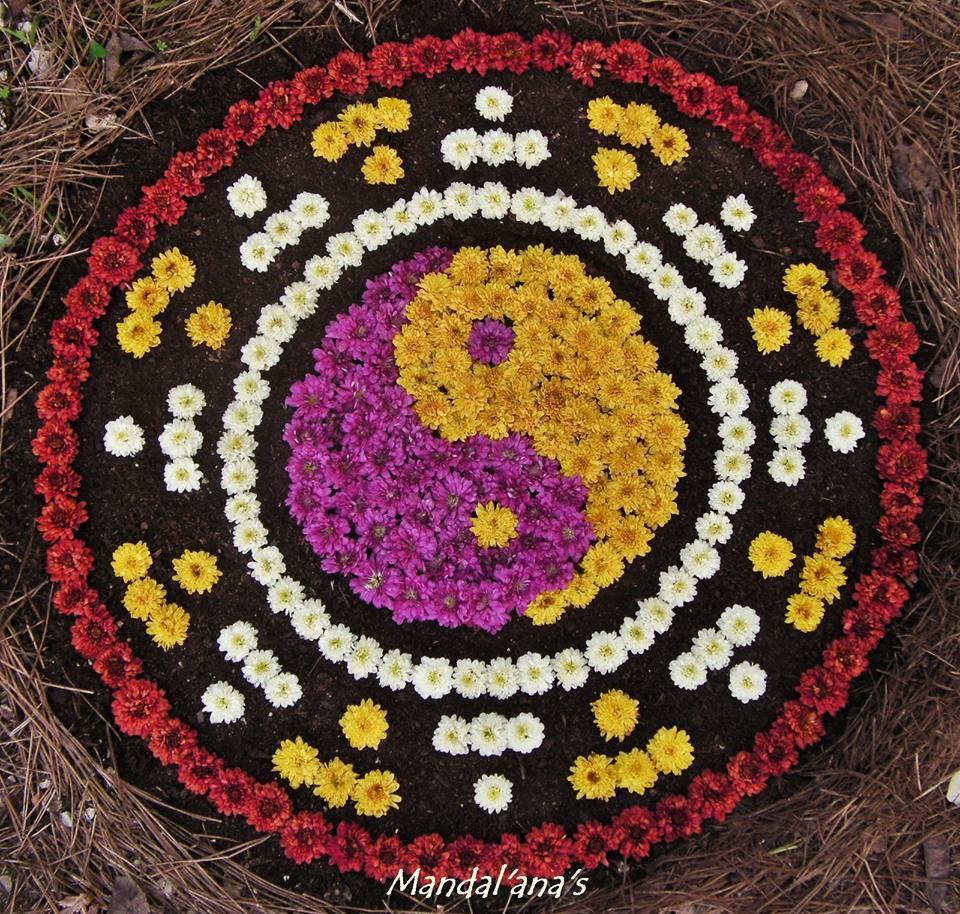 Mandala de la terre - 32