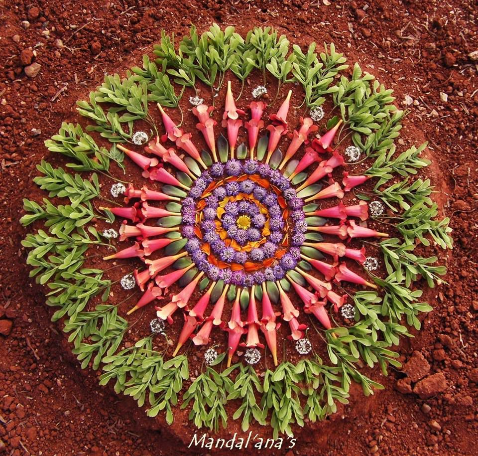 Mandala de la terre - 35