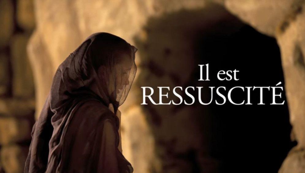 En vérité Il est ressuscité !