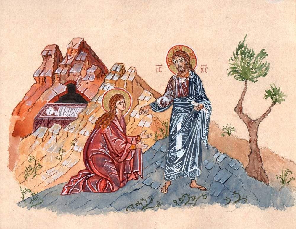 Christ est ressuscité !