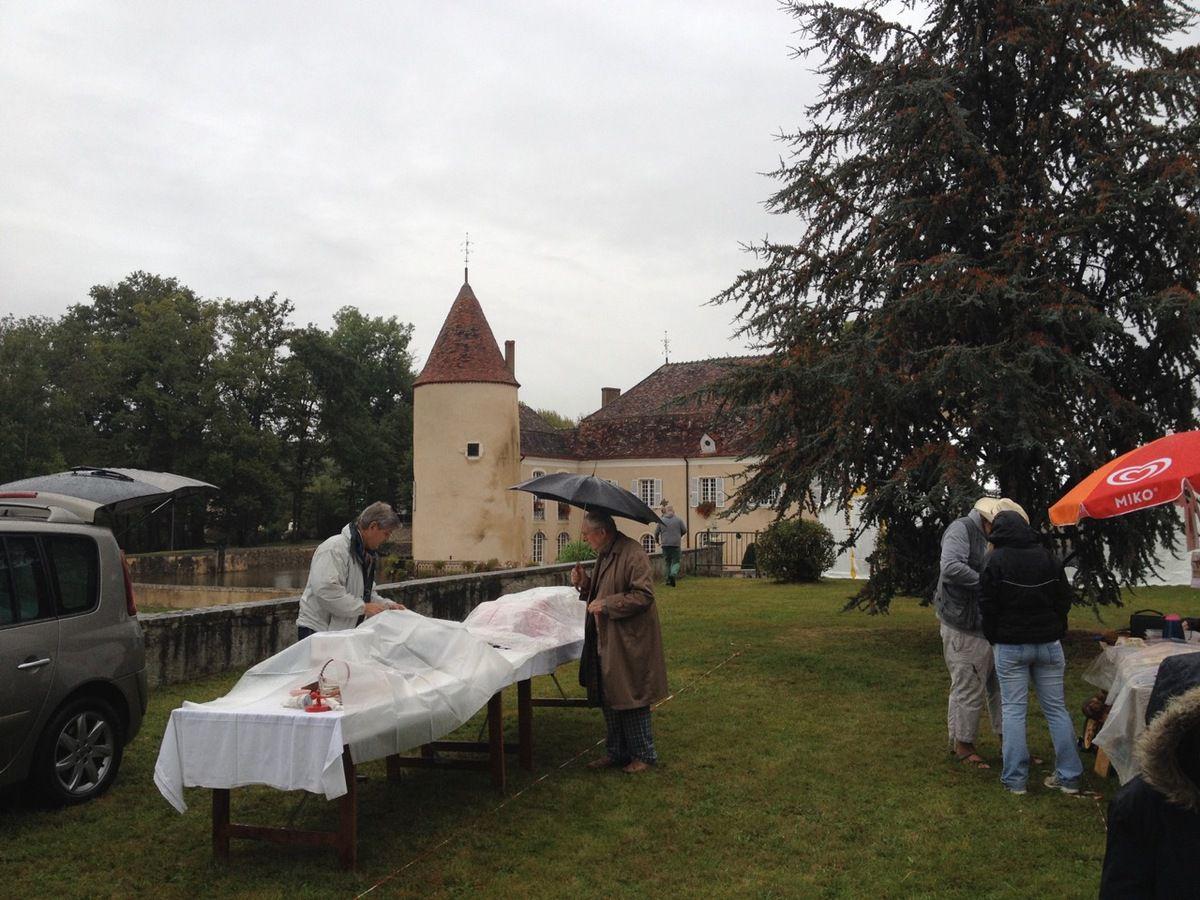 Eloge du Château du Courbat, au Pêchereau