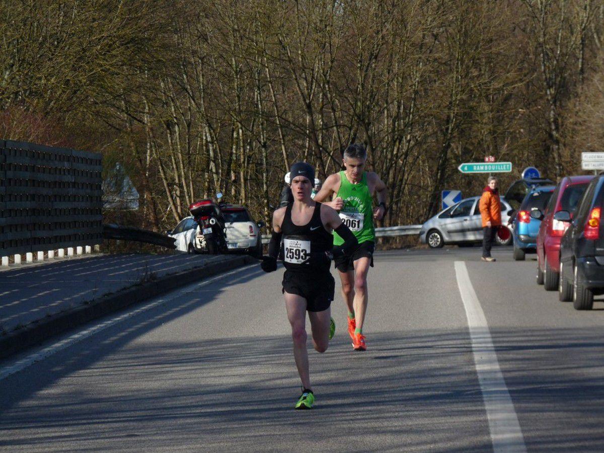 Semi Marathon de Rambouillet