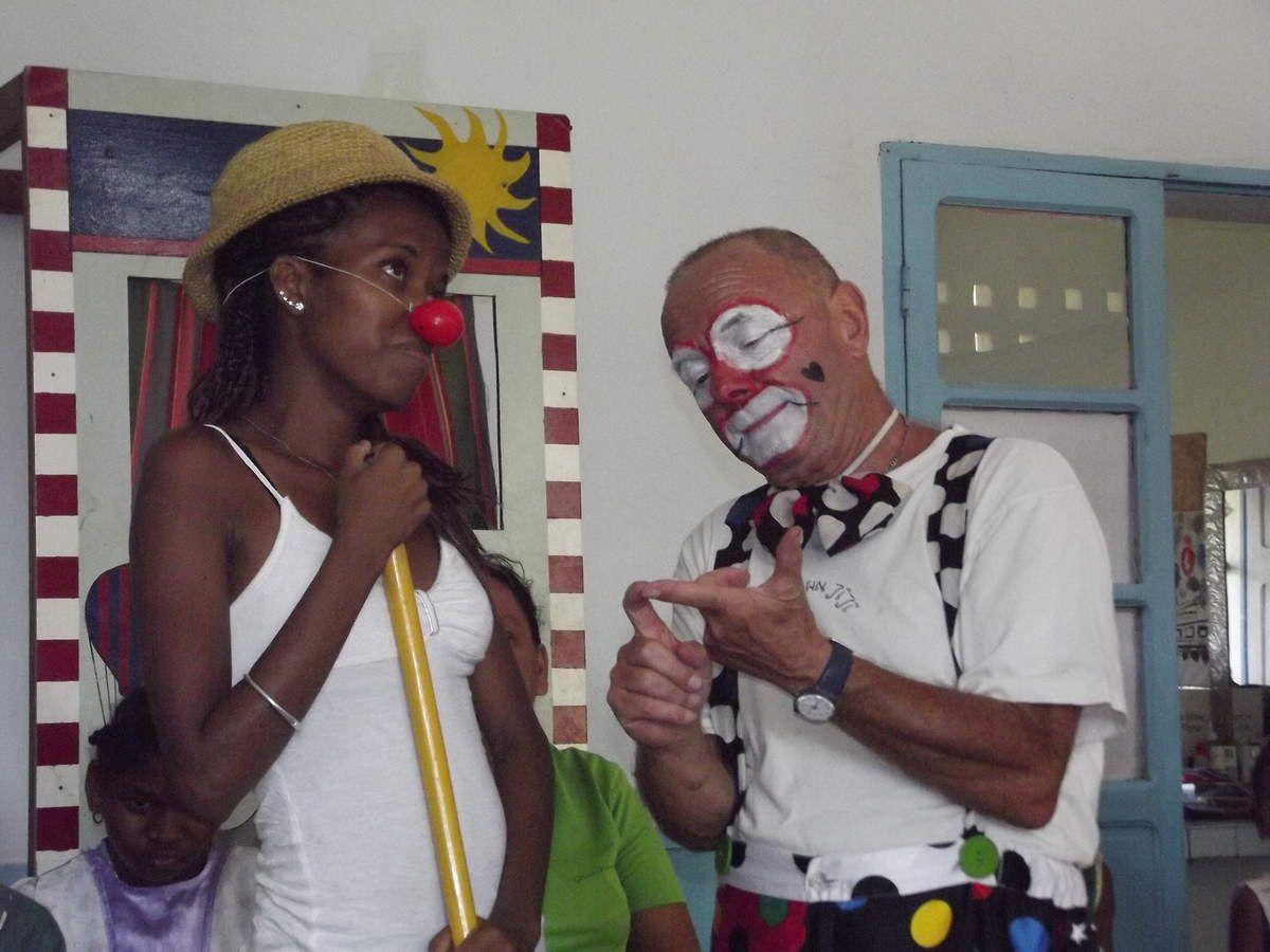 Intervention Ezaka Belfort Antalaha