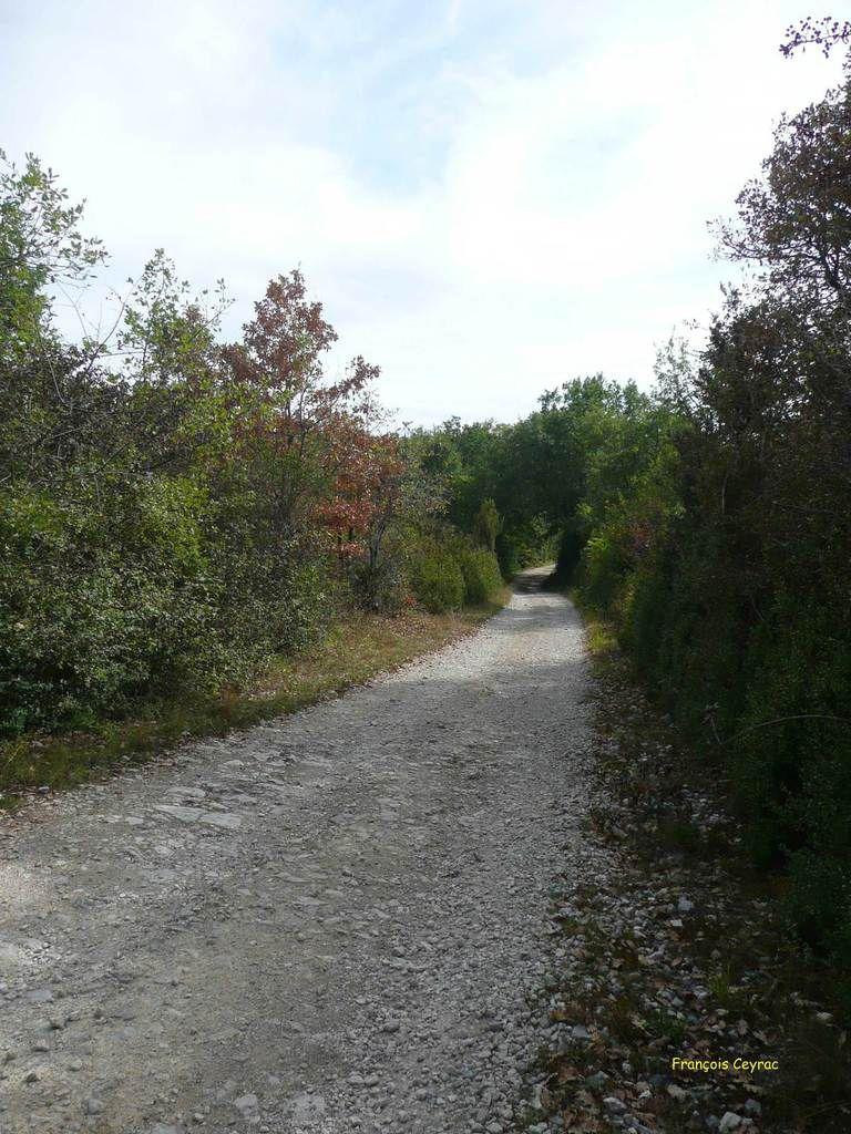 La Voie de Rocamadour en Limousin et Haut-Quercy après Martel