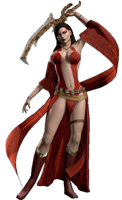 Kaïleena, de Prince of Persia... après ça, on comprend pourquoi je me remets sérieusement à la natation XD