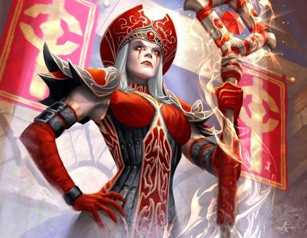 Sally Whitemane, de Warcraft
