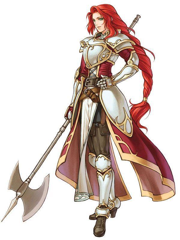 Titania, de Fire Emblem