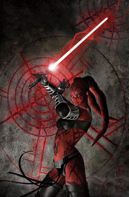 Darth Talon, de Star Wars