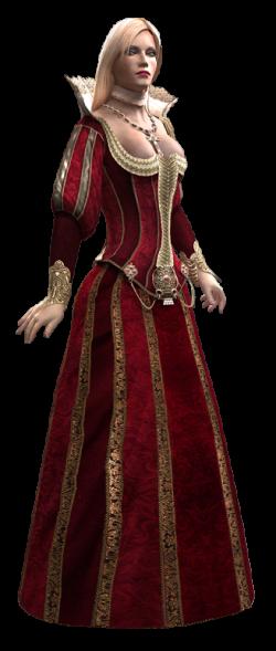 Lucrezia Borgia, d'Assassin's creed