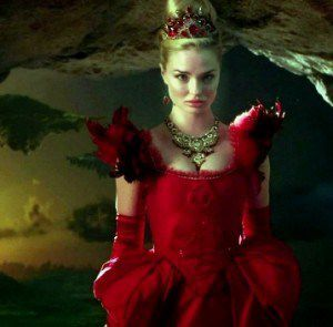 Reine rouge, de Once upon a time
