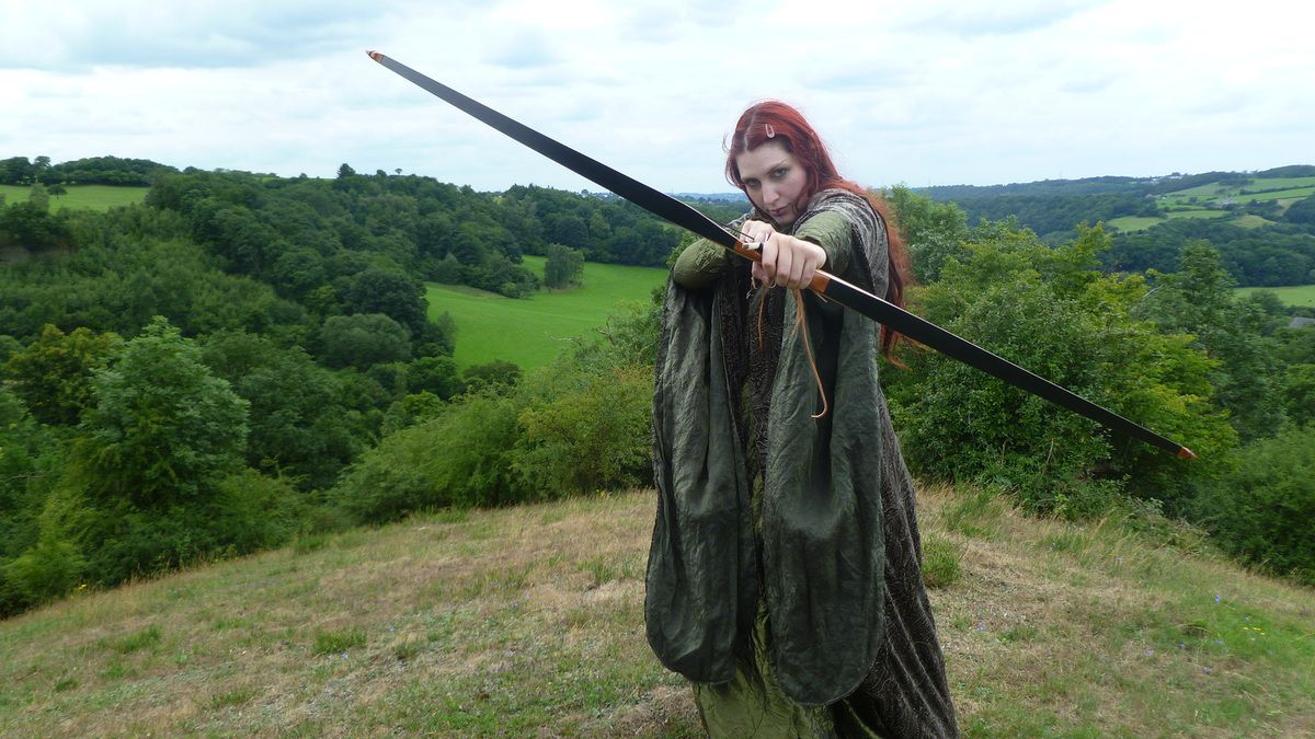 [Cosplay] Des photos de mon cosplay d'archère elfique