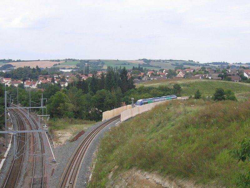 Ligne SNCF Bordeaux Lyon : la réouverture encore repoussée