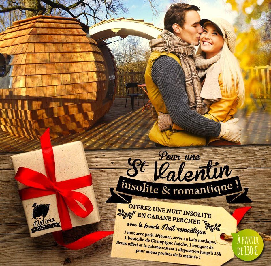 Idées cadeaux pour la Saint Valentin !
