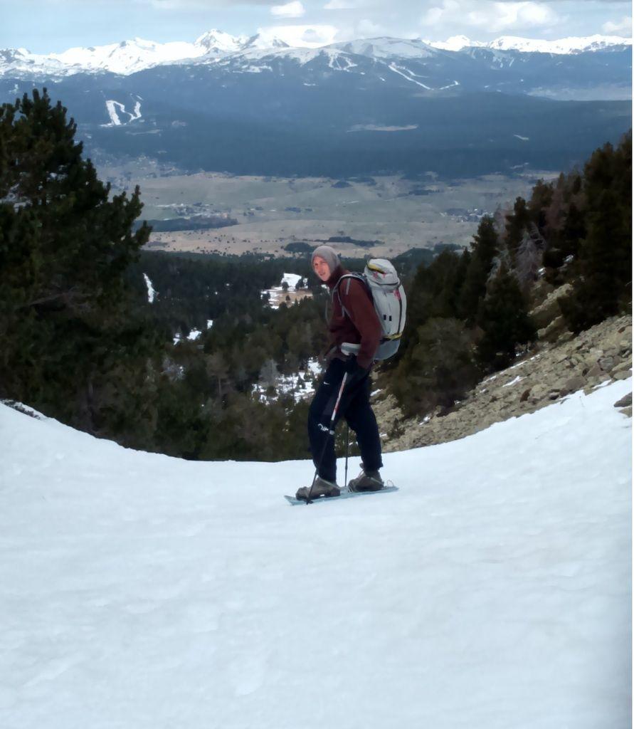 Raquettes_ski de fond
