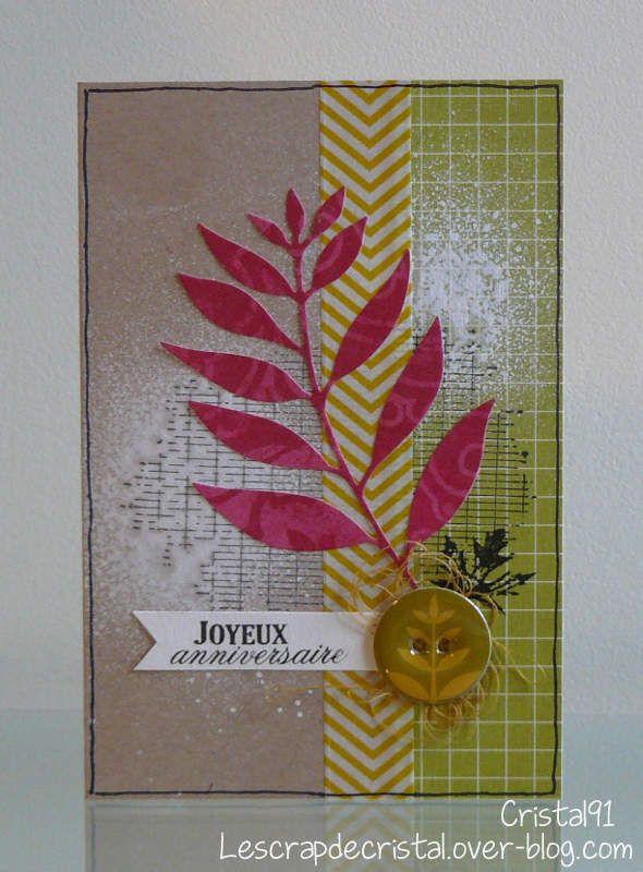 Carte Maniak #115: vive l'automne !