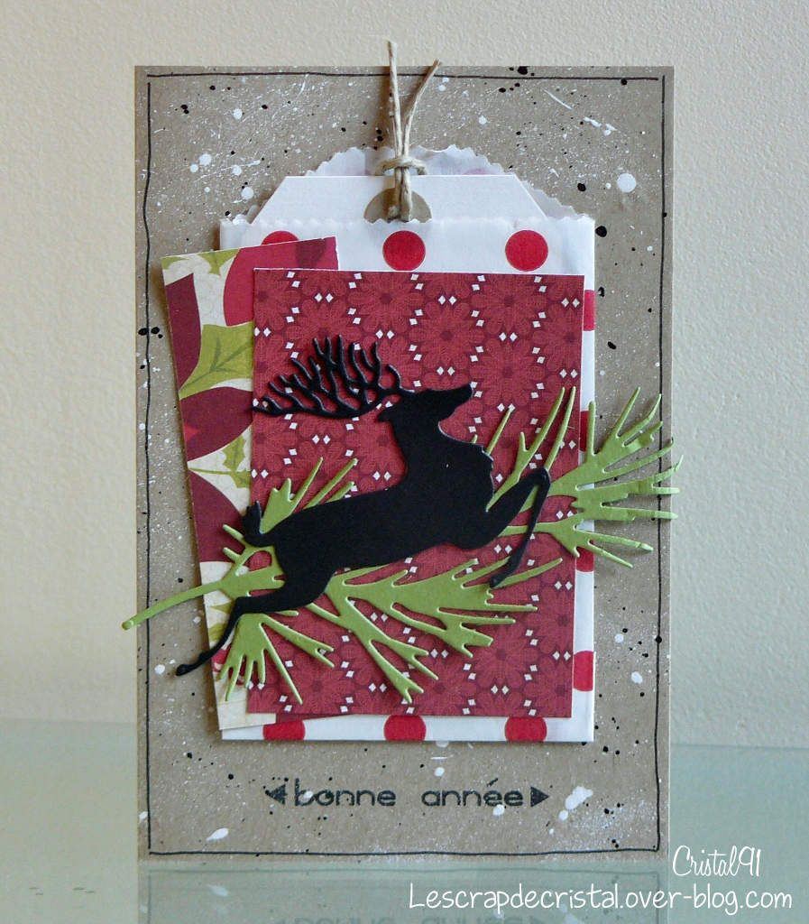 Scrap&amp&#x3B;Co - Défi carterie de septembre